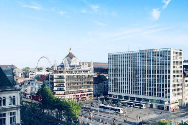 Rooseveltsquare Antwerpen